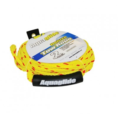Aquaglide Deluxe Tow Rope 2 person
